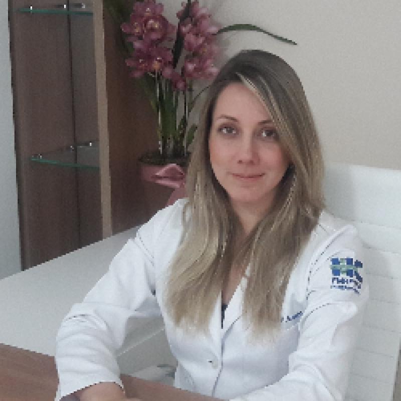 Dra. Alessandra Mantovani Bernardo